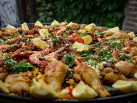 Het Mmm Moment - Paella catering